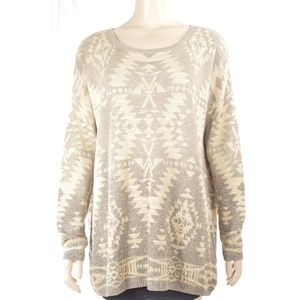 Ralph Lauren Sweaters - Ralph Lauren Denim Supply sweater NWT gray cream y